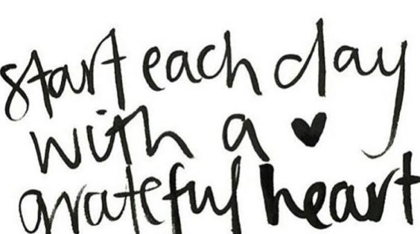 gratitude, health, chiropractor, chiropractic, wellness