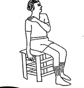 stretches, neck pain, headaches, chiropractor, chiropractic